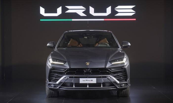 Xe sang khủng Lamborghini URUS Thái Lan