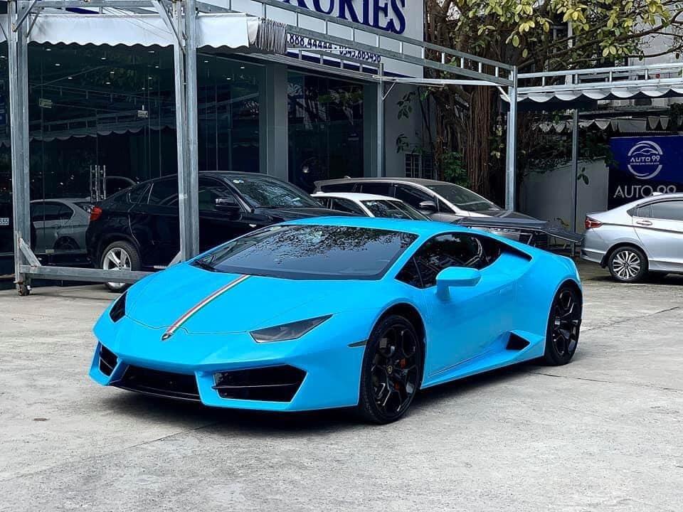 Lamborghini Huracan chính hãng đẹp