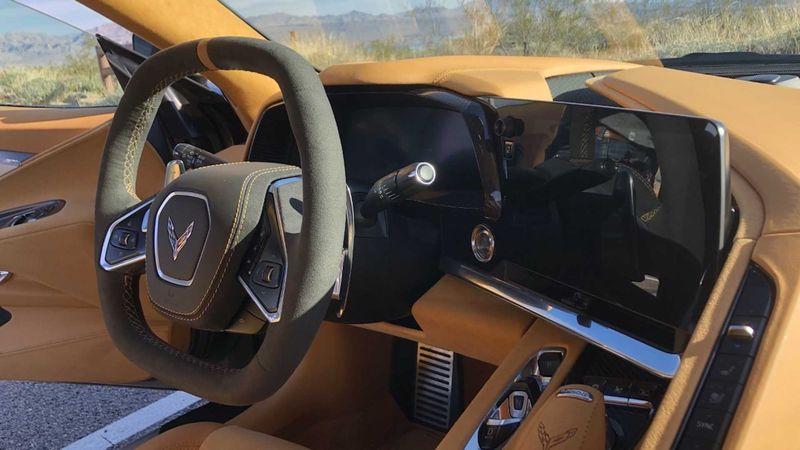Siêu xe Mỹ Corvette khủng nhất