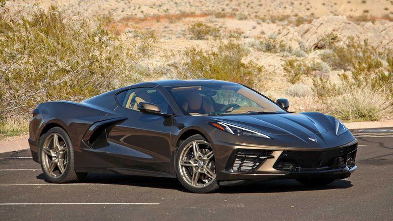 Siêu xe Mỹ Corvette C8