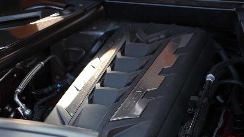 Siêu xe Mỹ Corvette C8 động cơ đặt sau