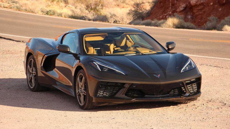 Khái niệm siêu xe thay đổi vì Corvette C8 2020 2