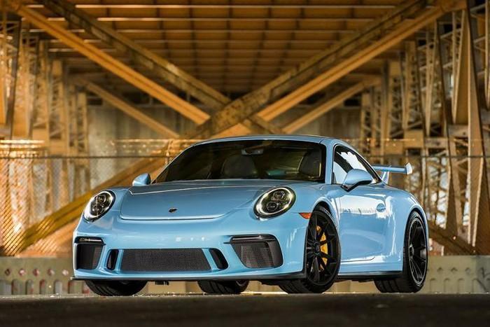Siêu xe Porsche 911 GT3 đẹp