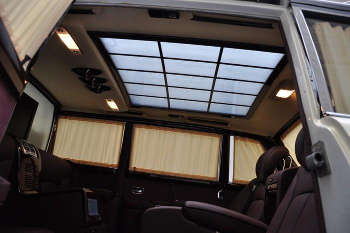 Xe Maybach S600 cửa sổ trời