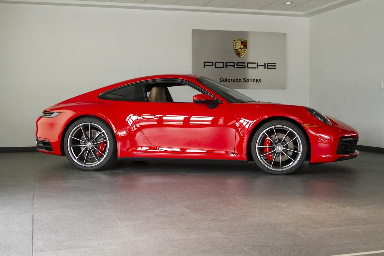 Siêu xe Porsche 911 đẹp Carrera