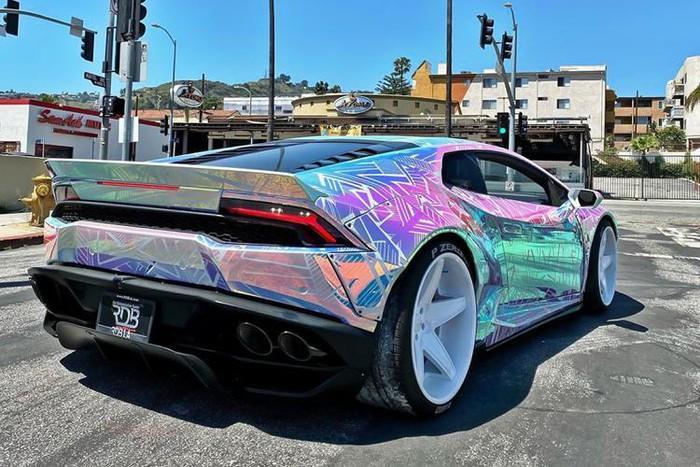 Siêu xe Lamborghini nhà giàu nhất