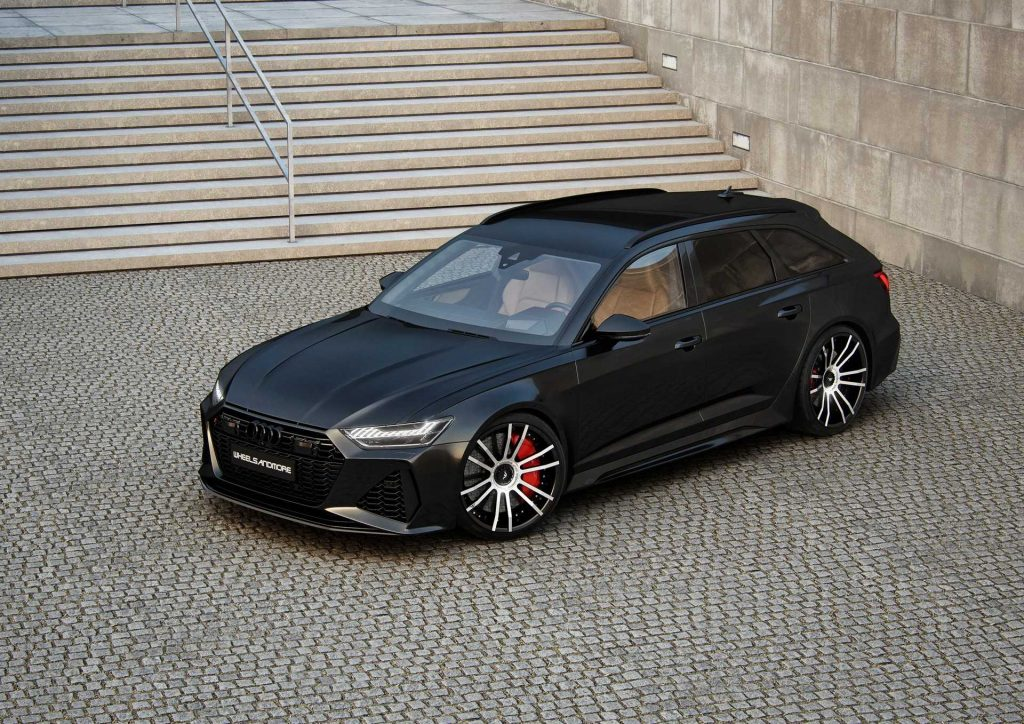 Audi RS6 Avant 2020 độ đẹp
