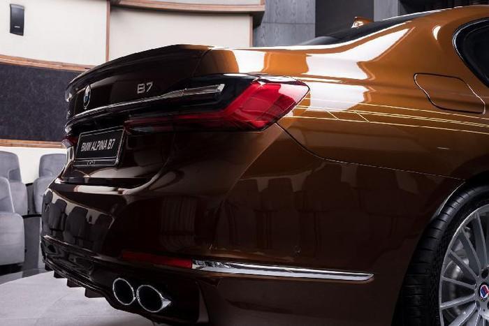 Xe sang BMW 760LI đẹp sơn khủng 6