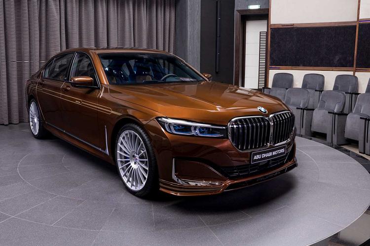 BMW đẹp sơn khủng giá triệu đô