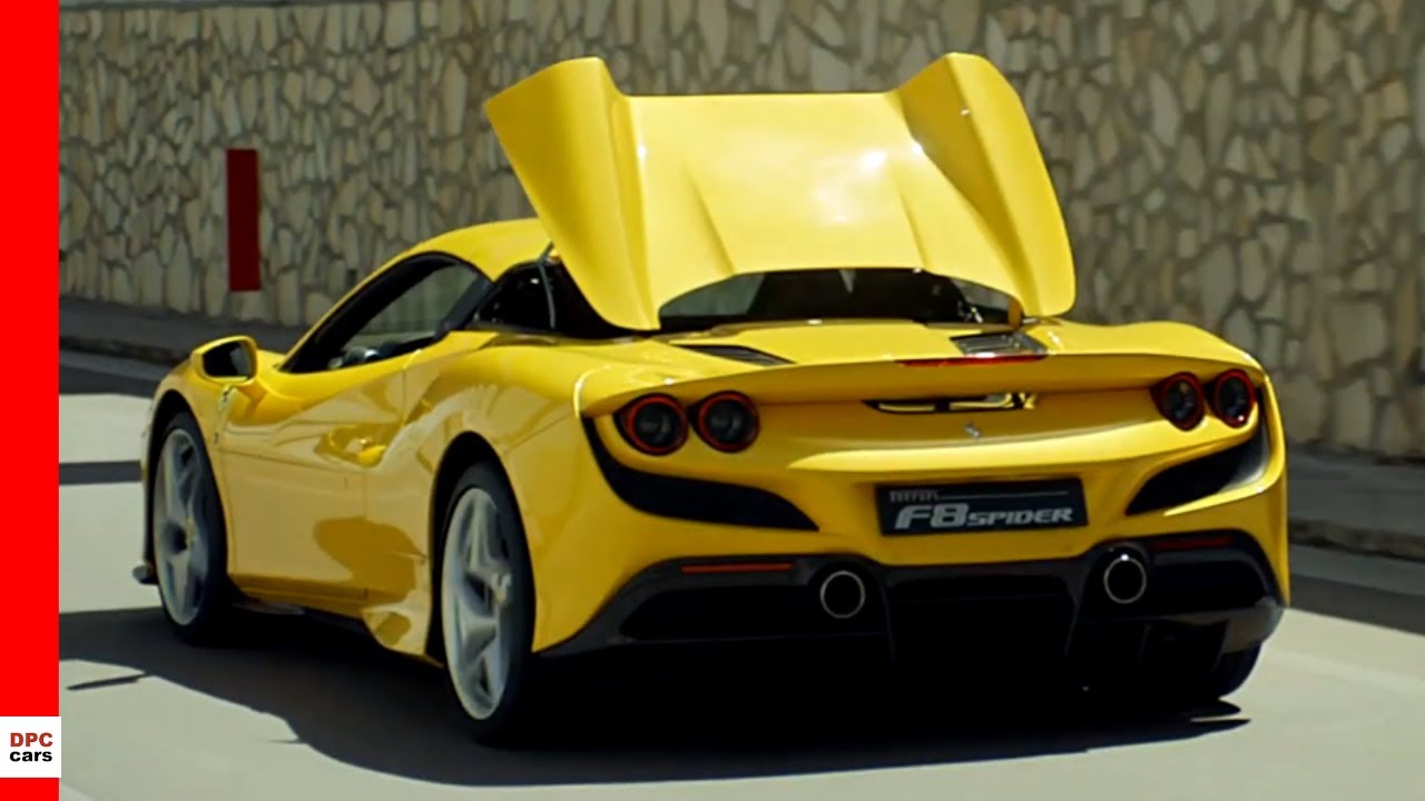 Ferrari mui trần cho nhà giàu