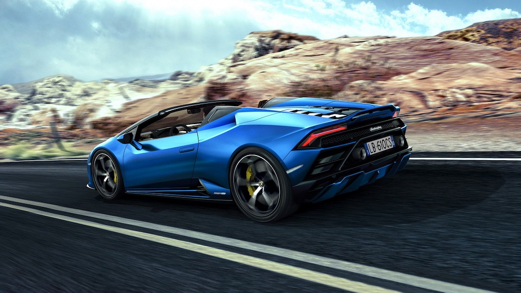 Lamborghini đẹp cho giới đại gia