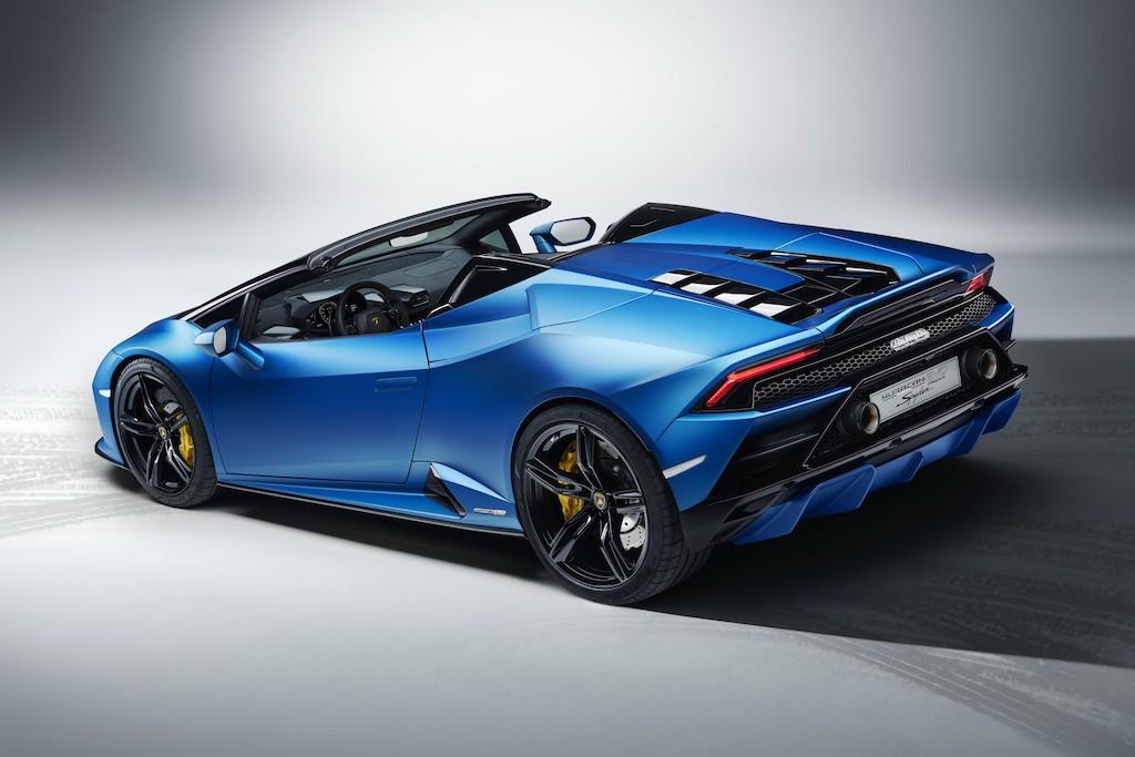 Lamborghini Huracan EVO RWD đẹp và sang chảnh 3