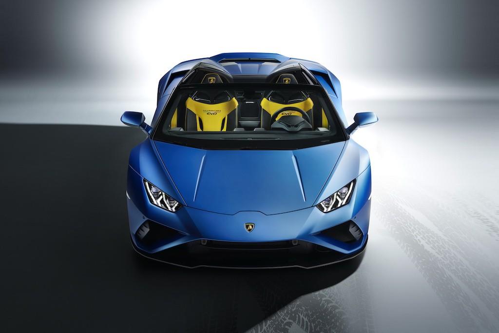 Lamborghini Huracan EVO RWD là mẫu siêu xe mới nhất