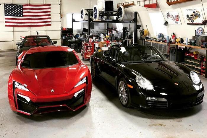 Porsche độ thành siêu xe khủng