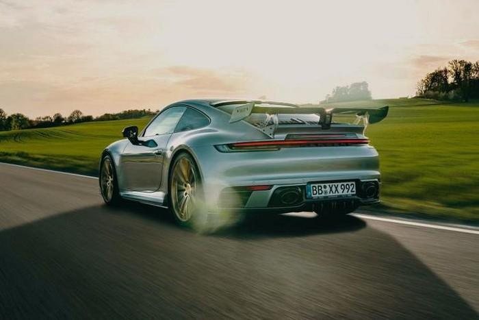 Porsche 911 cho nhà giàu