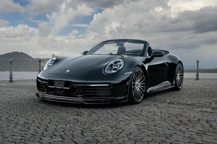 Porsche 911 độ pô đẹp