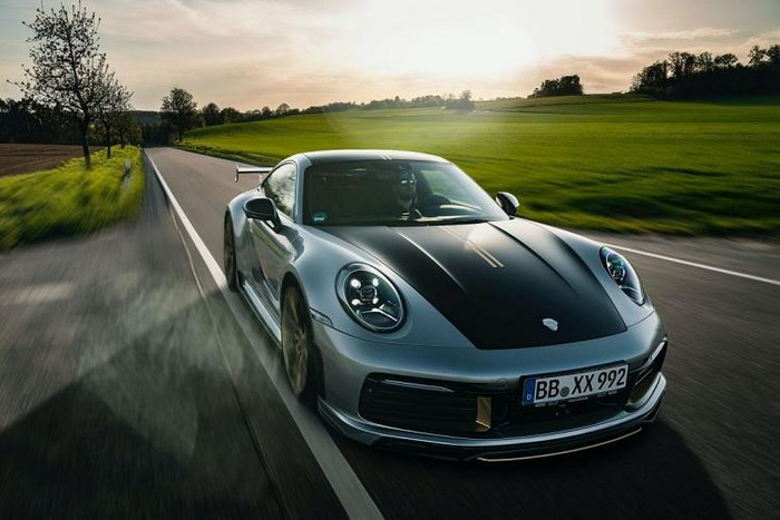 Porsche 911 đẹp có nâng cấp