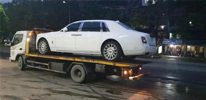 Rolls Royce Phantom Tranquillity Hiếm về Việt Nam