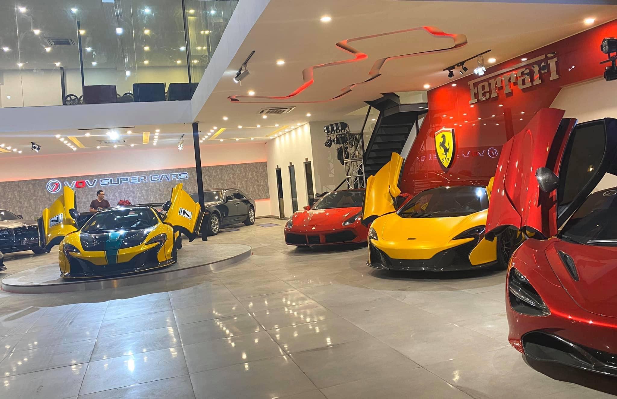 Showroom đẹp và khủng nhất Sài Gòn