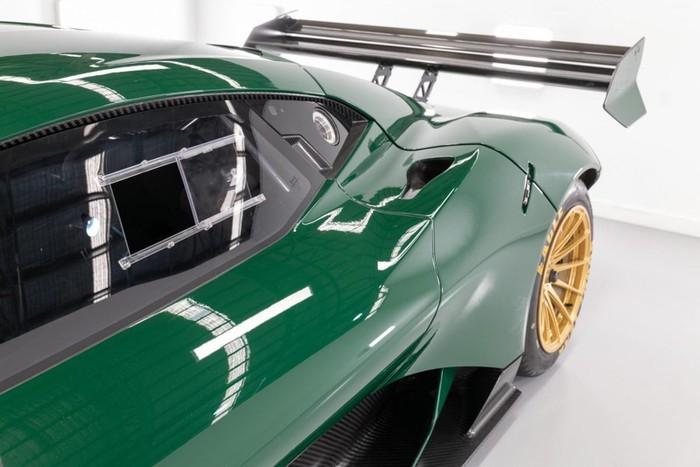 Brabham BT62 cho nhà giàu