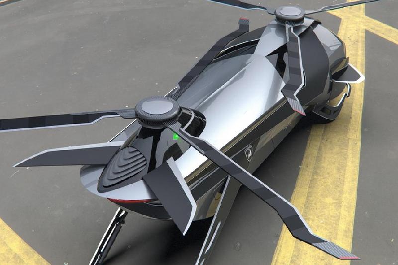 Thiết kế siêu máy bay đẹp