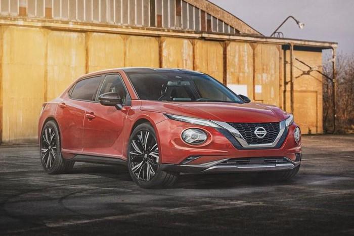 Xe Nissan đẹp cho người giàu