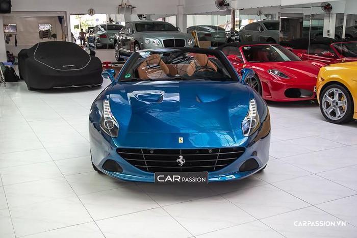 Siêu xe Ferrari đẹp mới 8
