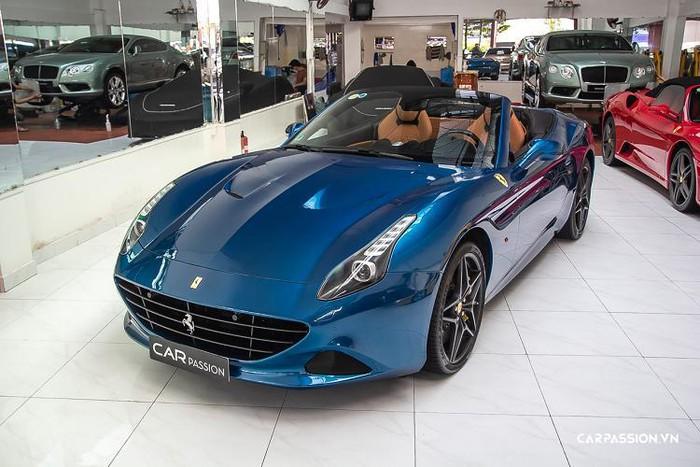 Siêu xe khủng Ferrari đẹp mới
