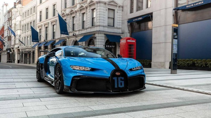 Siêu xe khủng đẹp cho nhà giàu
