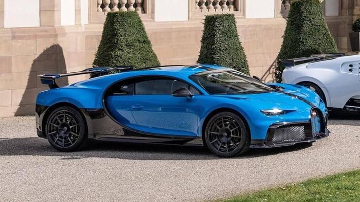 Siêu xe Bugatti Chiron Pur Sport