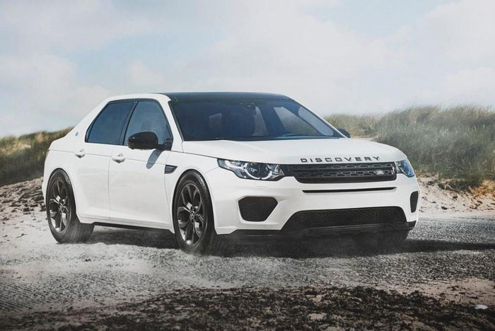 Land rover Discovery độ