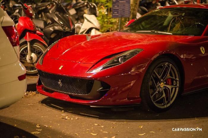 Siêu xe Ferrari hiếm đẹp