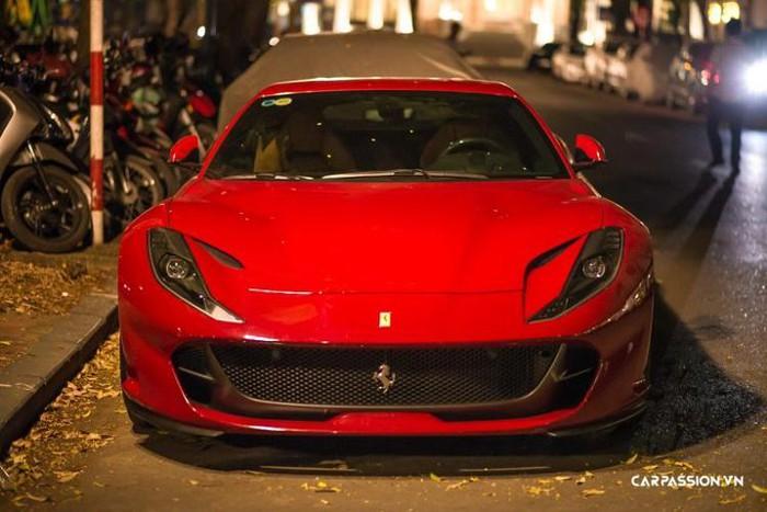 Siêu xe Ferrari đẹp cho nhà giàu
