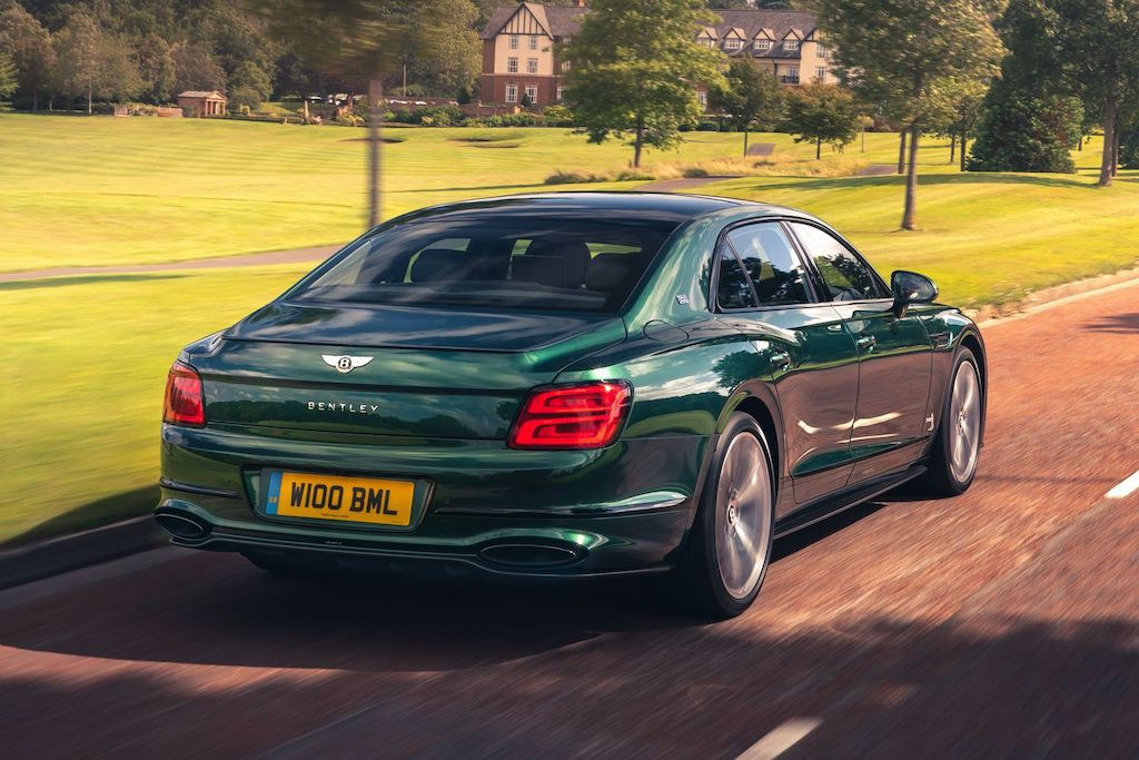 Bentley mới đẹp nhà giàu 2020