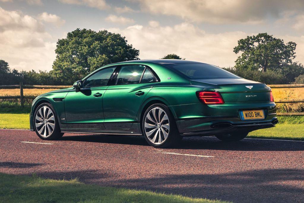 Bentley mới sang chảnh