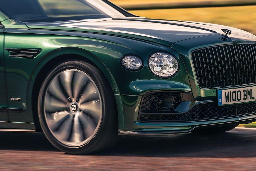 Bentley mới cho nhà giàu