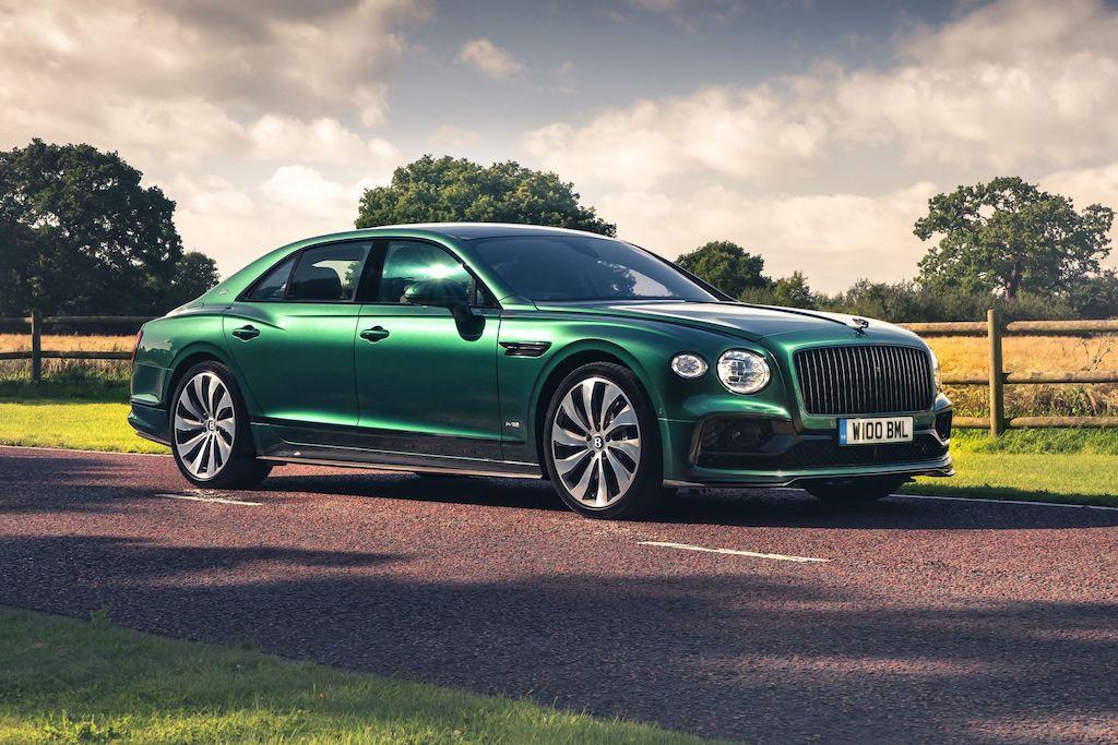 Bentley mới cho khủng
