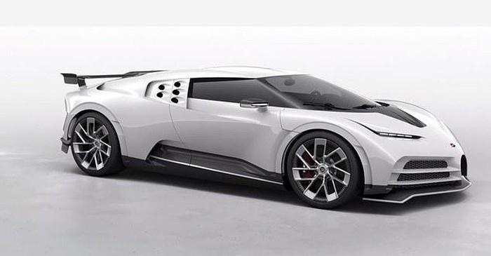 Bugatti đời mới