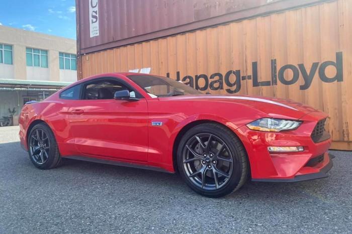 Ford Mustang 2020 bản kỷ niệm