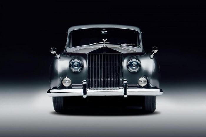 Rolls-Royce Phantom cổ