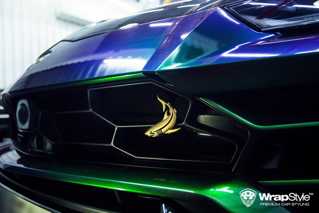 Siêu xe Lamborghini URUS đời mới độ