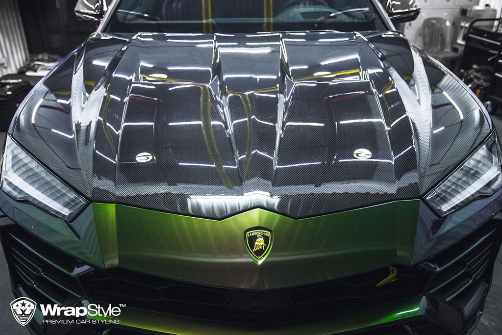 Siêu xe Lamborghini URUS độ