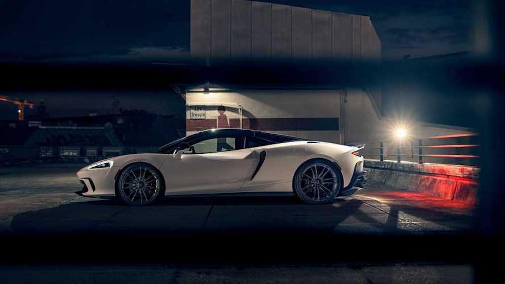 Siêu xe McLaren GT đời mới
