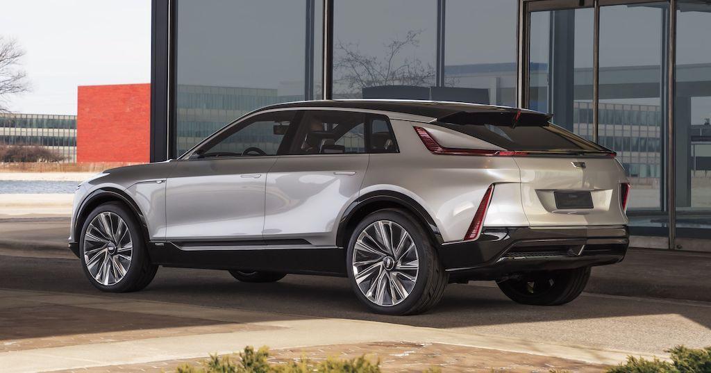 Siêu xe SUV cho nhà giàu Cadillac