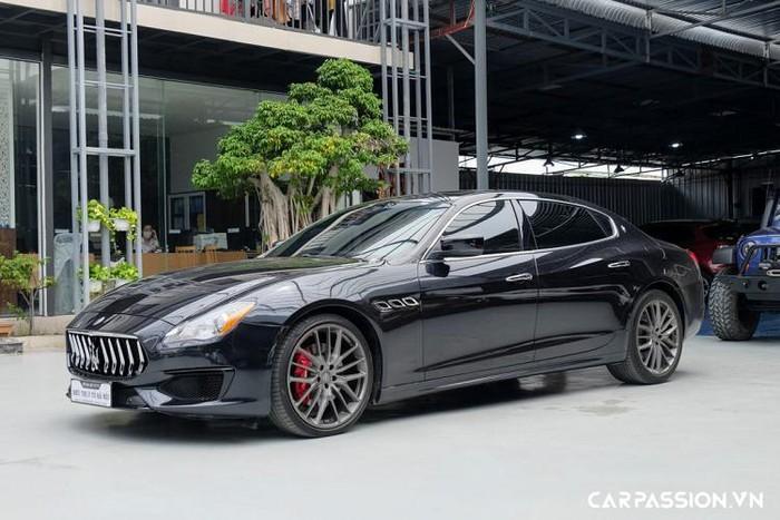 Xe Maserati đẹp dân chơi