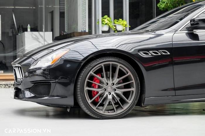 Xe Maserati đẹp khủng