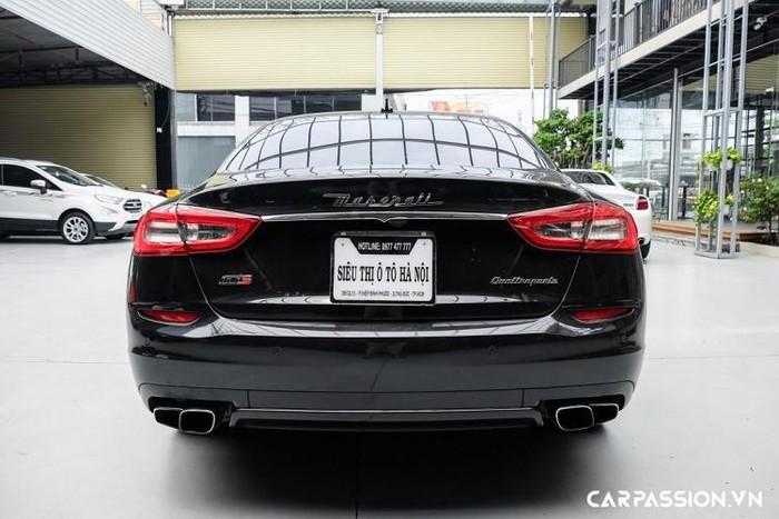 Xe Maserati đẹp dân chơi nhà giàu